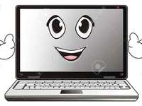 С лаптопа се уча и се забавлявам