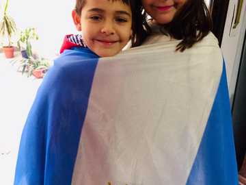 flag Day - photo of brothers for the flag day the people of the world are with vo