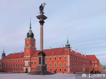 Castello di Varsavia - Castello reale di Varsavia