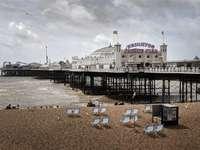 Brighton - Een badplaats in Engeland