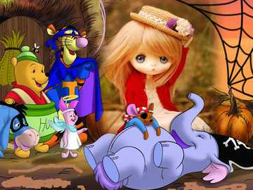 Winnie the Pooh and friends - Winnie the Pooh and friends
