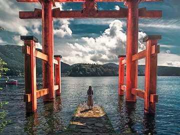 En annan bild av Japan - En annan vacker bild av Japan
