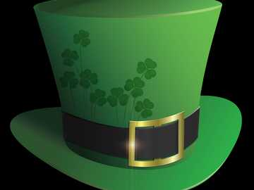 Hut - Irland, St. Patrick's Day