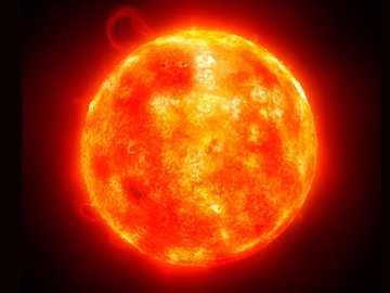 That's the sun that shines - Ο ήλιος είναι ένα αστέρι