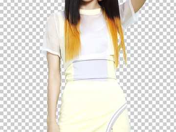 Seulgi aus rotem Samt - Eine großartige Sängerin und sie ist auch meine Vorliebe für roten Samt