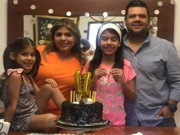 Familia Luciana - Rompecabezas Familia