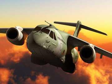 KC 390 Embraer - Największe samoloty wojskowe wyprodukowane w Brazylii