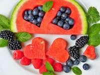 fruits - la santé dans une assiette