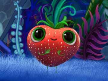 Fresa dulce - Fresa dulce con albóndigas 2