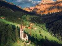Dolomiti, Trentino-Alto Adige