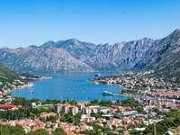 Montenegro - Panorama - Baia di Kotor
