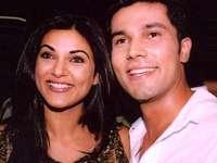 Sushmita & Randeep - Sushmita en Randeep tijdens een fotosessie