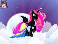 Dark Pony Luna