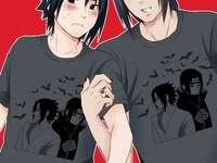 Sasuke i Itachi