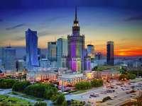 Varsovia noaptea