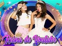 karina e marina - a rainha do youtube x2