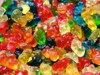 "Jelly Bear - Sweet, delicious Jelly Beans ""Bears"""