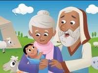 Abraham i syn Sary