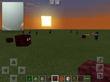 Złe zasady Minecraft - Minecraft jest świetny, ale lepiej z mobami !!!!!!!!!!!!!!!!!!!!