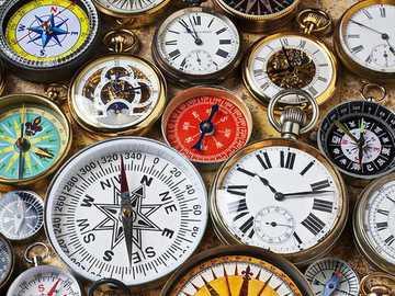 Compasses :) - Πολύχρωμες πυξίδες