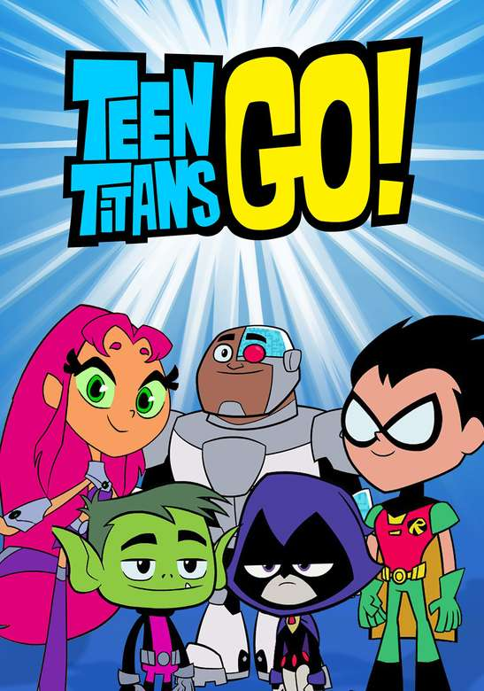 Young titans - Teen Titans, for lovers of this series (2×3)