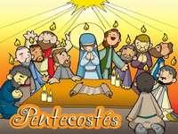 Το Άγιο Πνεύμα στην Πεντηκοστή