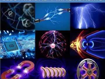 Elektromagnetyzm - Elektryczność i magnetyzm to dwa zjawiska fizyczne, które oddziałują ze sobą, generując pola.