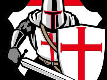 The Knights Templar - Assemble the puzzle.