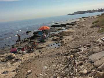 Dzika Plaża - Dzika Plaża Nad Adriatykiem