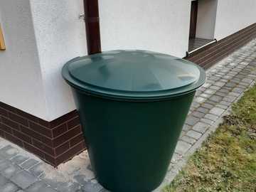 barril de agua de lluvia - barril de agua de lluvia para sequía