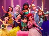 Disney-prinsessor - Disney Princesses 2. Moderna disney prinsessor. Moderna Disney-prinsessor.