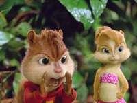 Ο Alvin και οι Chipmunks.