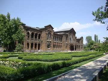Etchmiadzin - Armenia - Museum building and seat of the head of the Armenian Church