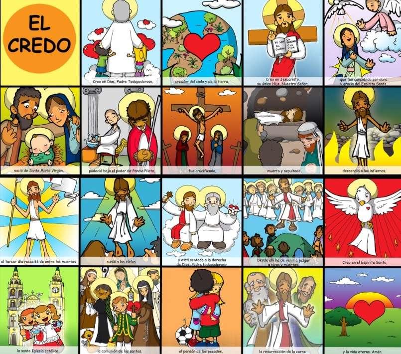 верую на Исус - материал за катехиза 2020 (6×5)