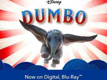 Το Dumbo είναι υπέροχο  - Dumbo è fantastico e lo consiglio vivamente.