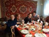 shledání rodiny