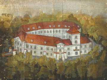Замъкът Пултуск - Допълнете пъзела с замъка Пултуск