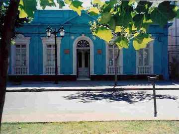 Grecka Wspólnota Santiago - Siedziba Hellenic Collective w Santiago de Chile