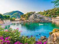 In Korfu.