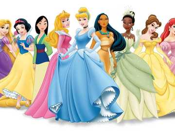 Principesse Disney - Πριγκίπισσες της Disney