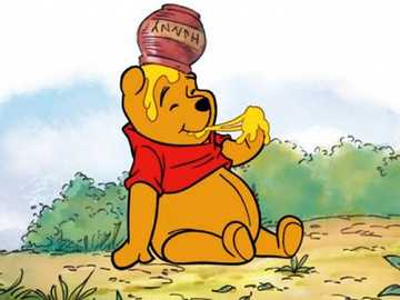 Winnie the Pooh (5 - 8 years old) - I recommend watching a movie for big and small. Dear Winnie with a big heart, has many adventures wi