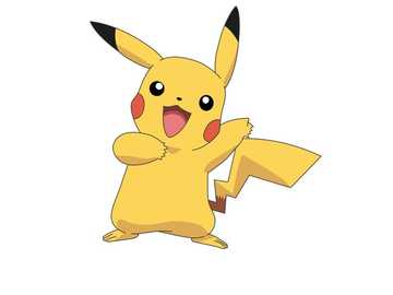Pikachu. - I highly recommend this movie.