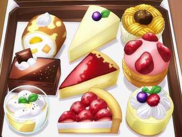 κέικ  - te ciasta wyglądają przepysznie