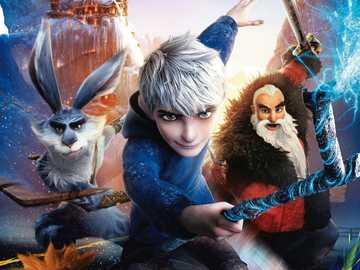 Rise of the Guardians -