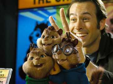 Alvin et les Chipmunks - Je recommande fortement ce film et le conte de fées.