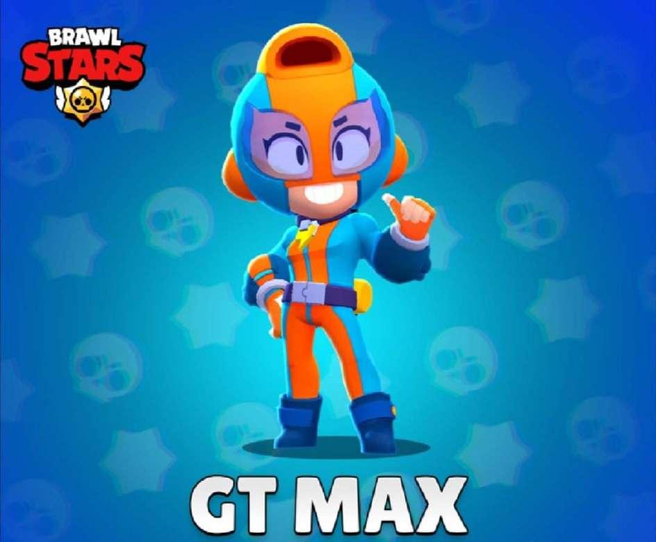 Max GT скандални звезди - Max GT, единственият аспект на Max, моят втори любим митичен и най-бързият кавгаджия, в пъзел (8×7)