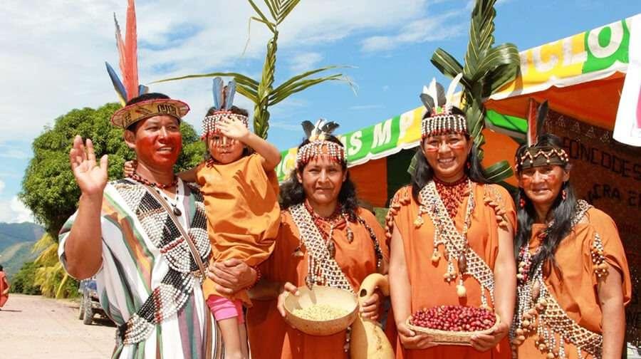 Asháninkas - Asáaninkas. Manifestações culturais da selva do Peru (6×3)