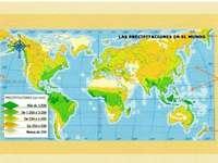 Prvky mapy - Mapa a její prvky. Objevte prvky mapy.