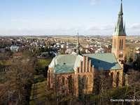 Église paroissiale - Église paroissiale de Ryki