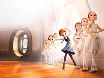 Ballerine - Je recommande de regarder ce film.